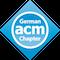 Logo der ACM Germany