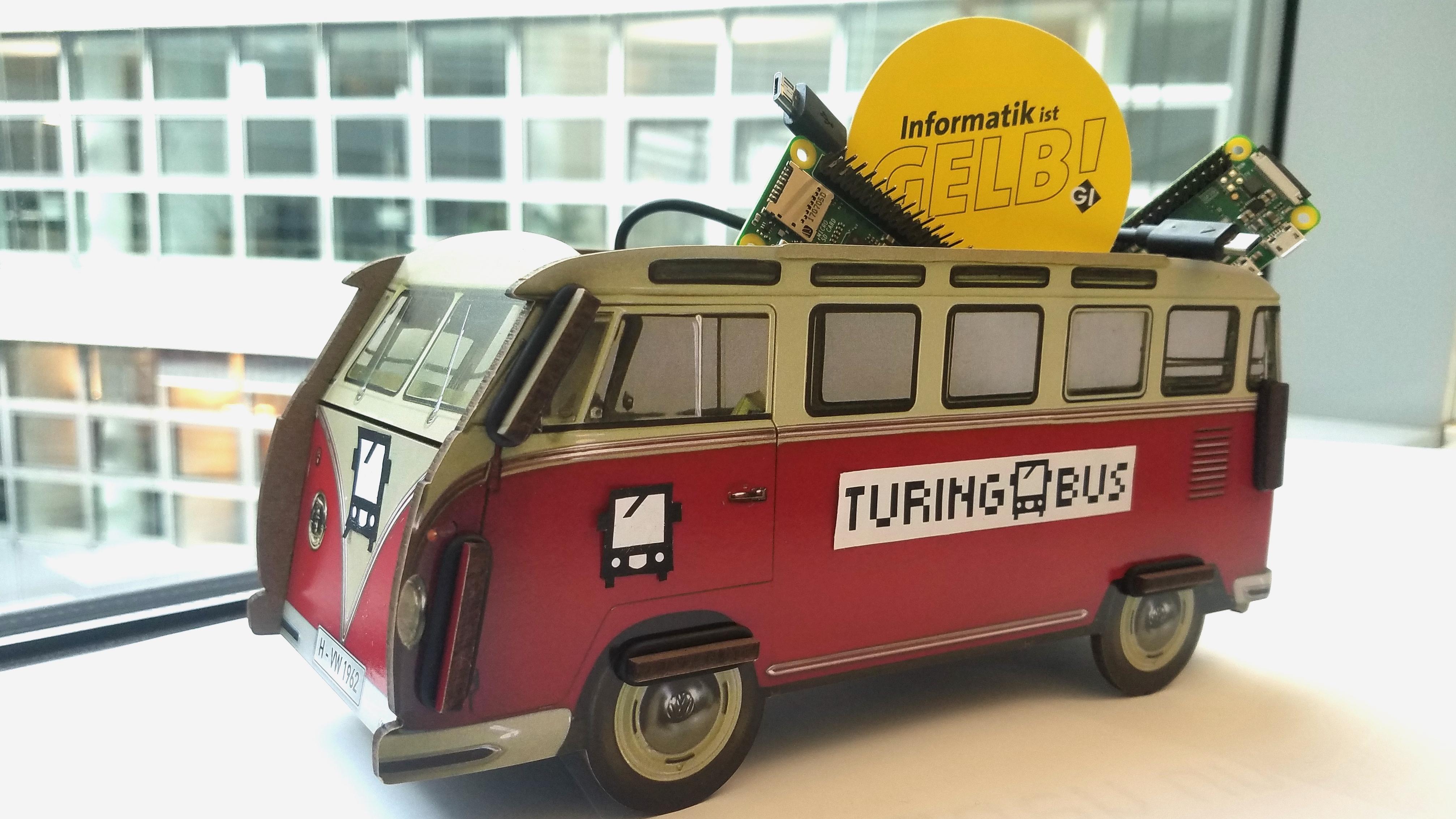 Turing Bus